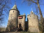 Castell Coch, Tongwynlais, South Glamorgan, Wales, UK