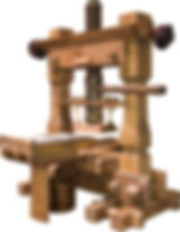 first printing press in England