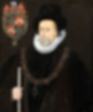 Sir Francis Knollys Member of Parliament By Unknown Artist