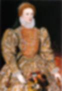 ELIZABETH 1ST ENGLAD