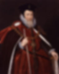 William Cecil,  1st Baron Burghley attributed to  Marcus Gheeraerts the Younger 1585