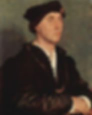 Sir Richard Southwell Master-General of the Ordnance Portrait by Hans HolbeinYounger 1535
