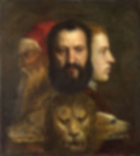 The Allegory of Age Governed by Prudence
