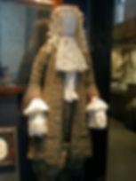 Wedding suit of James II, 1673
