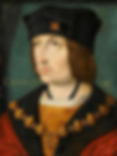Charles VIII Reign 30th August 1483 – 7th April 1498 Unknown(French art) 16thcentury#kingsoffrance#