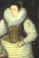 Frances Walsingham Countess of Essex By Robert Peake 1594