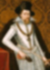 JAMES VI.Portrait attributed to John de Critz, c. 1605