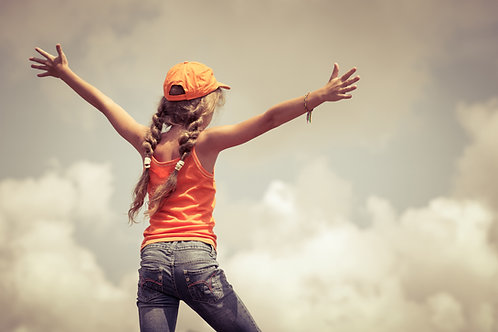 Raising an Empowered Child (*for parents of young children)