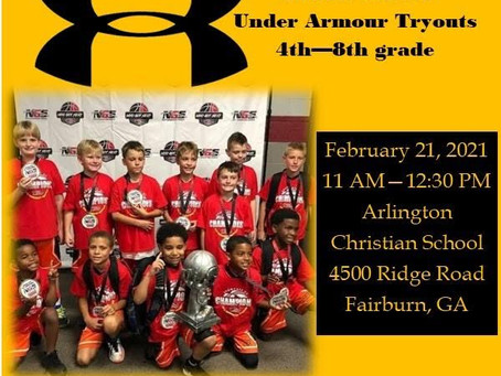 Under Armour Future Team Tryouts (4th-8th Grade)