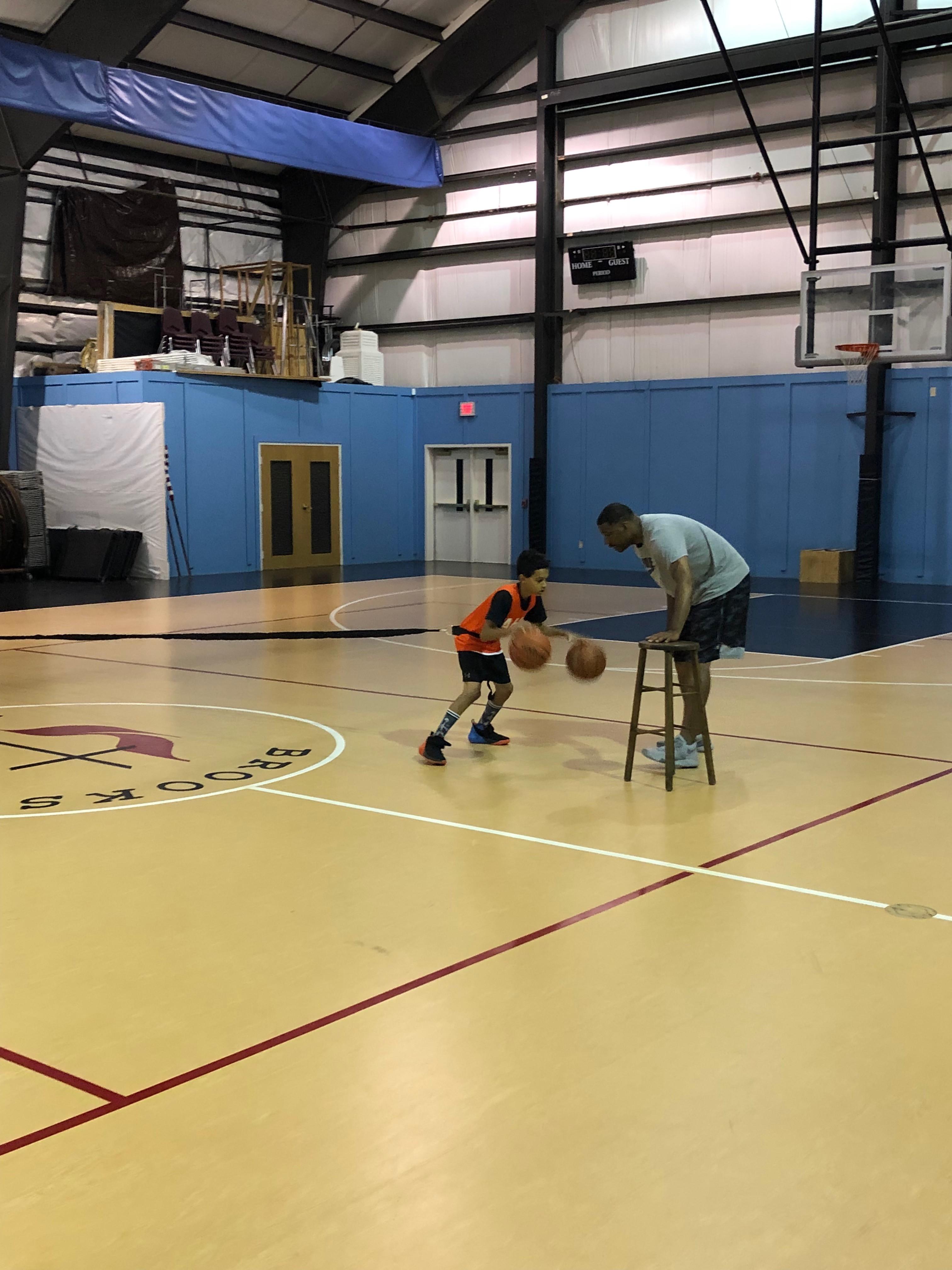 Basketball Skills Training (Ongoing)