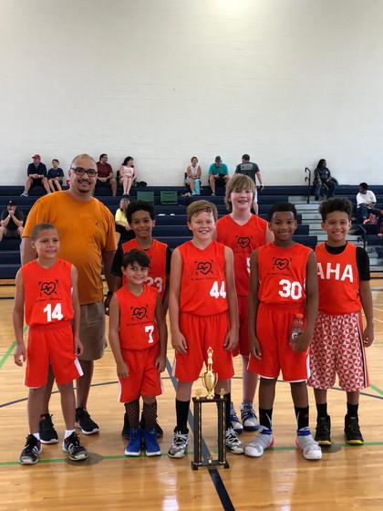 5th Grade Champions 2018