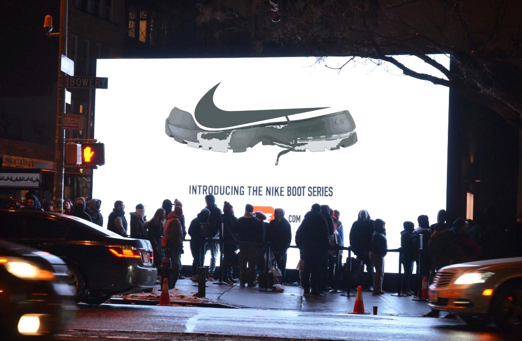 LED x Nike