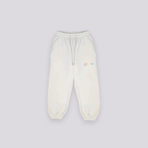 MILKY HANGOVER PANTS - WHITE