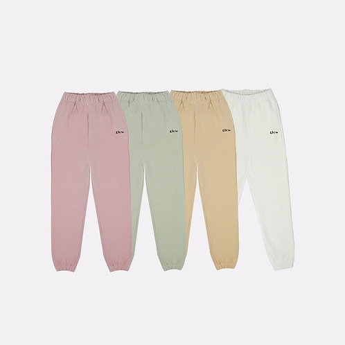FIT ME WELL - TERRY TRACK PANTS