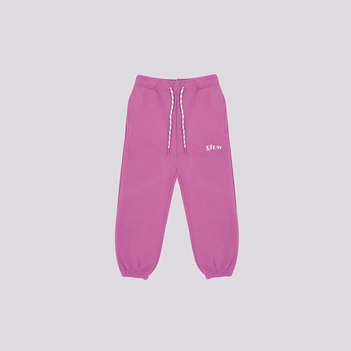 MILKY HANGOVER PANTS - BRIGHT PINK