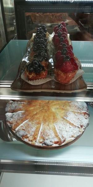 Kuchen & Gebäckstücke