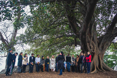 Networking In Nature July_19 Sydney  Aus