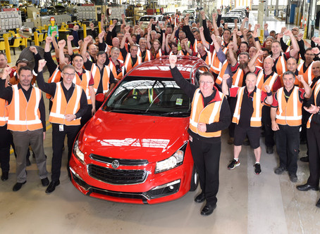 Wellbeing on top of the list at Holden