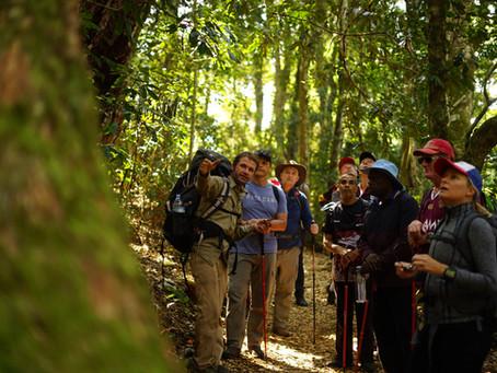 School principals rejuvenate on rainforest retreat