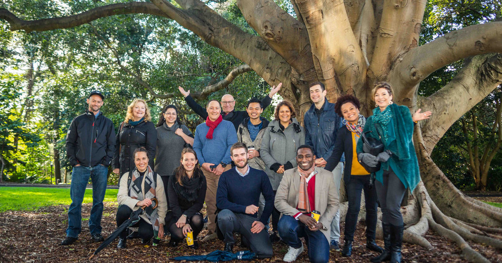 Networking In Nature August 2019 Sydney.