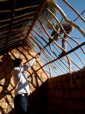 Building almost complete @ Mala Ki Dhani