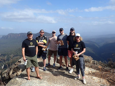 Blue Mountains leadership retreat with Secure Code Warrior