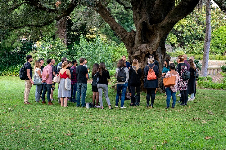Networking In Nature Sydney_ Rashid Kotw