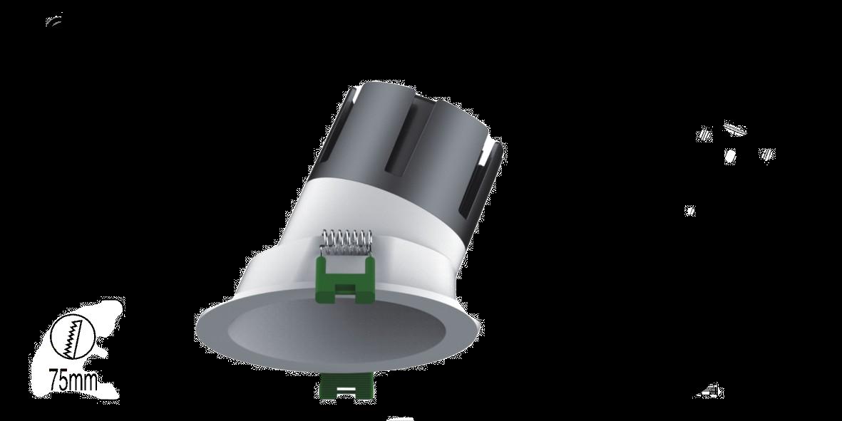 LED Spot Light Tilt