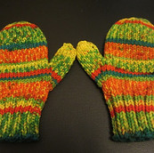 Family of Mittens