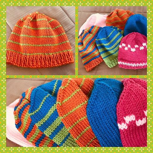 Basic Kid's Hat Pattern