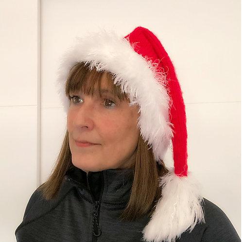 Santa Hats Pattern