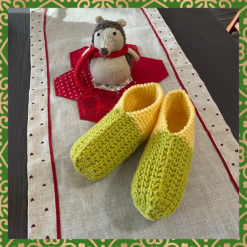 Cushy Slippers