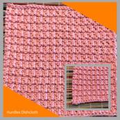 Hurdles Dishcloth