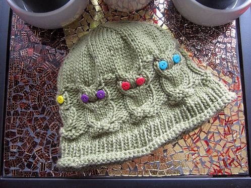 Owls-All-Around Hat Pattern