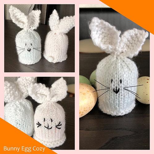 Bunny Egg Cozy Pattern