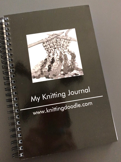Knitting Journal / Notebook