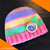 Child's Spring Hats