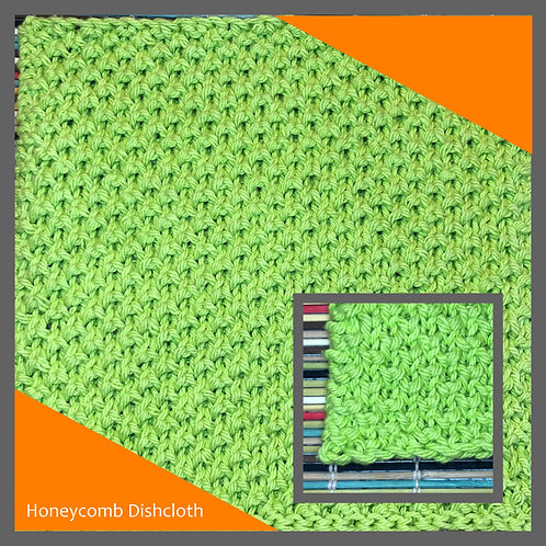 Dishcloth - Honeycomb