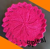 Spiral Dischloth