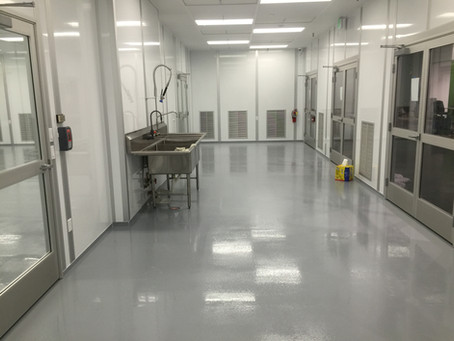Case Study - Pharmaceutical Clean Room