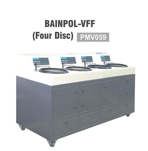 BAINPOL-VFF (Four Disc)