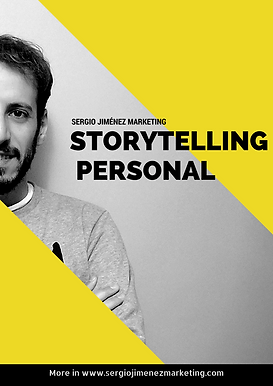 Storytelling Sergio Jiménez