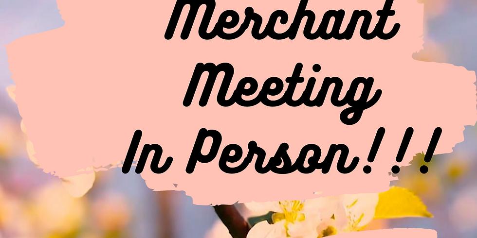 June Merchant Meeting