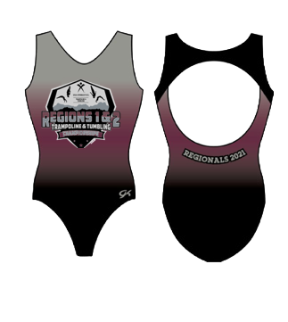 Custom Regionals Leotard