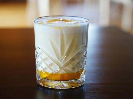 Kokos-Mango-Sommerdrink