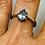 Thumbnail: Bellisimo anillo solitario de dama