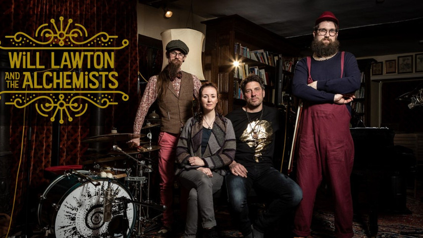 Will Lawton & the Alchemists