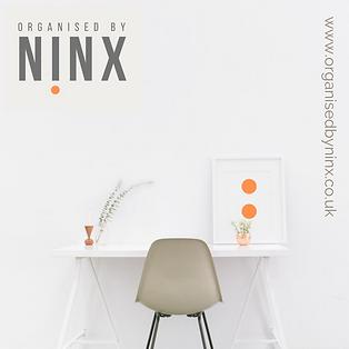 Organised by Ninx