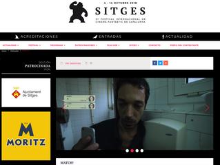 Match! en el Festival de Cine de Sitges