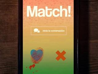 Presentación del cartel Match!
